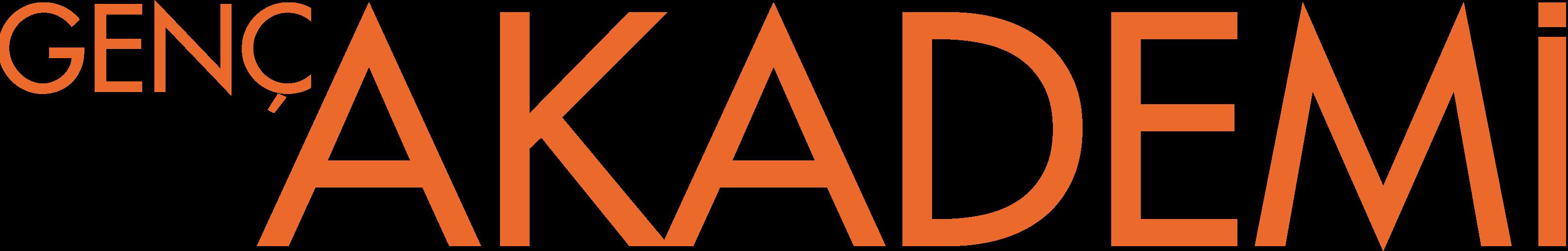 Genç AKADEMİ (sadece) Logo